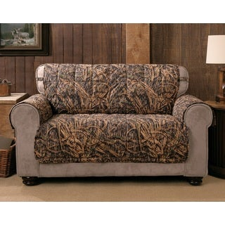 Mossy Oak Shadow Grass Loveseat Furniture Protector
