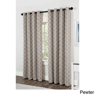 Curtains Ideas beige and brown curtains : Brown, Geometric Curtains & Drapes - Shop The Best Deals For Apr 2017