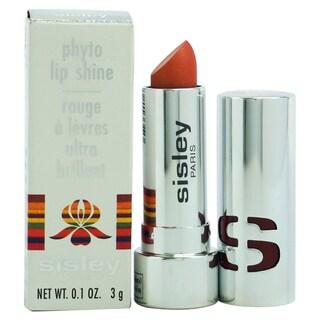 Sisley Phyto Lip Shine Sheer Coral Lipstick