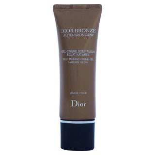 Dior Bronze Self-Tanning Natural Glow 1.8-ounce Creme-Gel for Face (Tester)