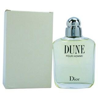 Dior Dune Pour Homme Men's 3.4-ounce Eau de Toilette Spray (Tester)
