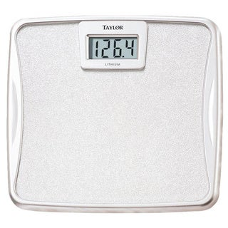 Taylor Lithium Battery Bathroom Scale