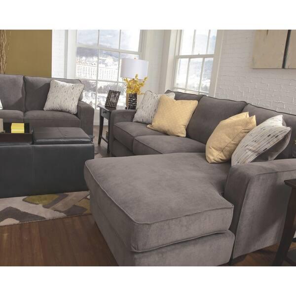 Hodan Marble Sofa Chaise