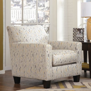 Signature Design by Ashley Hodan Marble Accent Chair