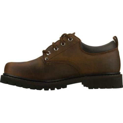 ecdf27f45a7 Shop Men s Skechers Tom Cats Dark Brown (CDB) - Free Shipping Today ...