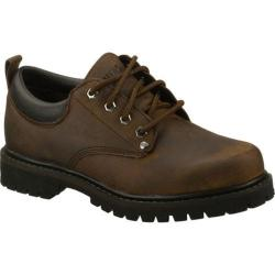 Men's Skechers Tom Cats Dark Brown (CDB)