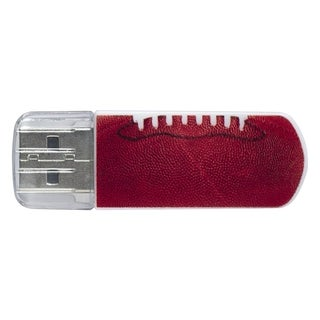 Verbatim 8GB Mini USB Flash Drive, Sports Edition - Football