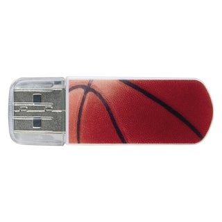 Verbatim 8GB Mini USB Flash Drive, Sports Edition - Basketball