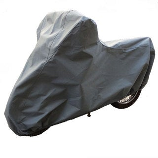 Oxgord Standard Indoor/ Outdoor Motorcycle Vehicle Cover