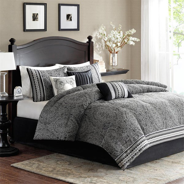 madison park denton 7piece comforter set free shipping today