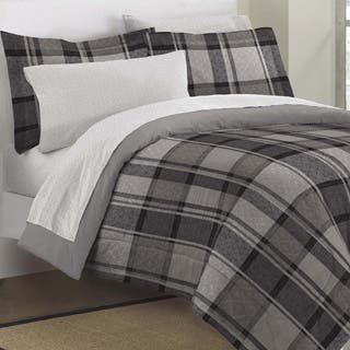 Ultimate Plaid 7-piece Bed in a Bag with Sheet Set|https://ak1.ostkcdn.com/images/products/8899845/Ultimate-Plaid-7-piece-Bed-in-a-Bag-with-Sheet-Set-P16119888.jpg?impolicy=medium