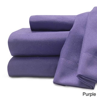 Soft & Cozy Easy Care Bed Sheet Set