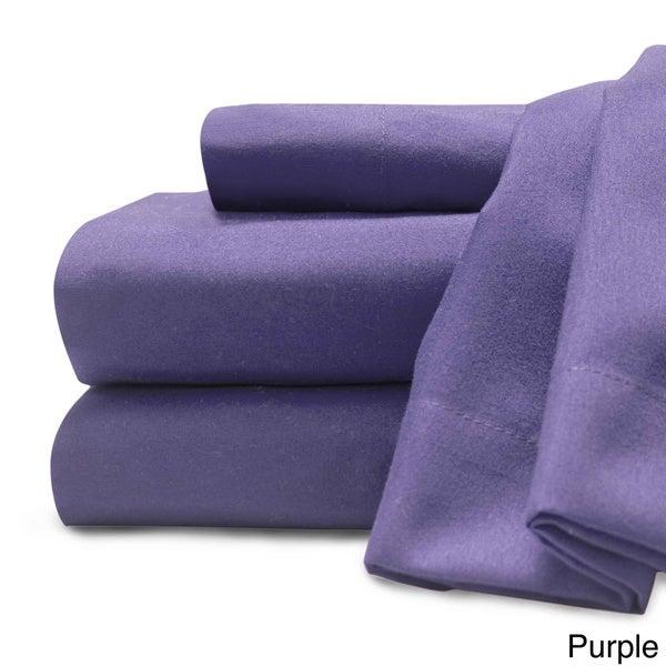 Soft & Cozy Easy Care Sheet Set
