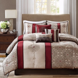 Madison Park Trenton 7-piece Comforter Set
