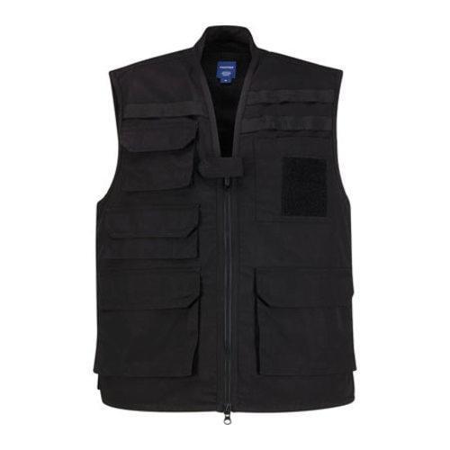 Men's Propper Tactical Vest 65P/35C Black (US Men's XXL (...