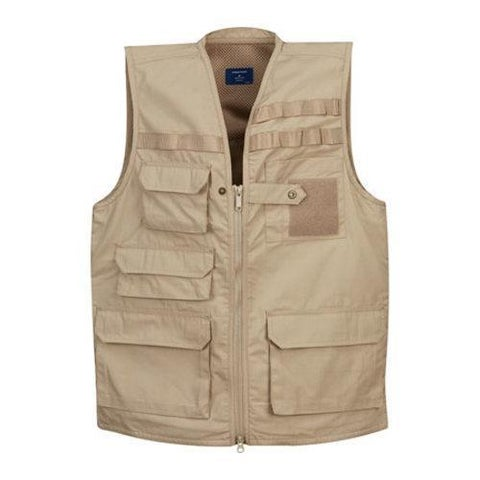 Men's Propper Tactical Vest 65P/35C Khaki