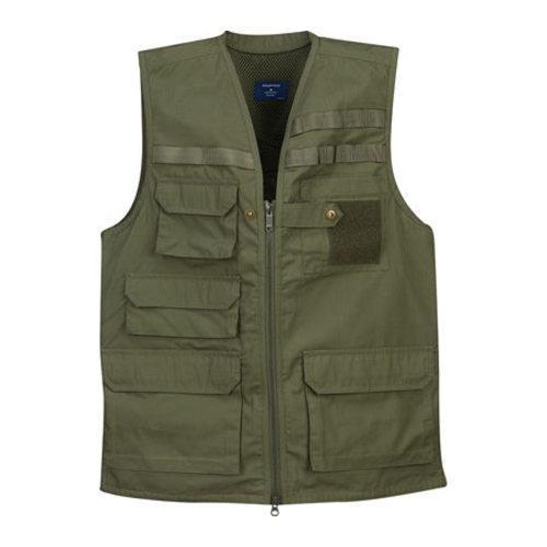 Men's Propper Tactical Vest 65P/35C Olive Green (US Men's...