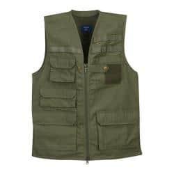 Men's Propper Tactical Vest 65P/35C Olive Green|https://ak1.ostkcdn.com/images/products/89/170/P17318292.jpg?impolicy=medium