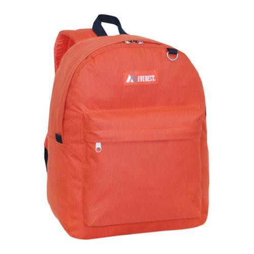 59255e97c8d0 Shop Everest Classic Style Backpack 2045CR Rust Orange - Ships To ...