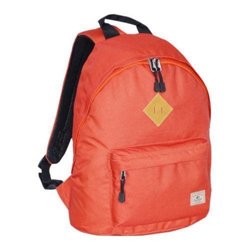 55e4b78e4dec Shop Everest Vintage Rust Orange Backpack - Free Shipping On Orders Over   45 - Overstock.com - 10197019
