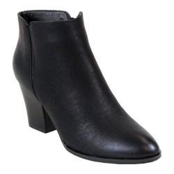 Women's Reneeze Baba-4 Ankle Boot Black Synthetic