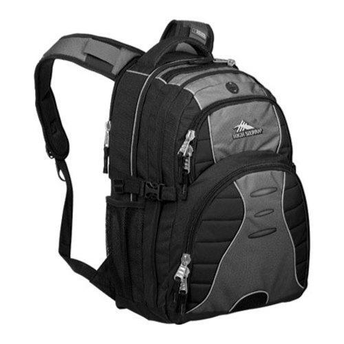 High Sierra Swerve Black 15-inch Laptop Backpack
