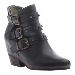 Women's OTBT Valley View Black Leather