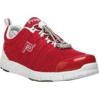 Women's Propet TravelWalker II Red Mesh