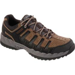 Men's Skechers Relaxed Fit Outland Thrill Seeker Trail Shoe Taupe/Black