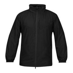 Men's Propper Packable Full Zip Windshirt Black