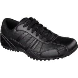 Men's Skechers Work Relaxed Fit Elston SR Black|https://ak1.ostkcdn.com/images/products/89/377/P17349118.jpg?impolicy=medium