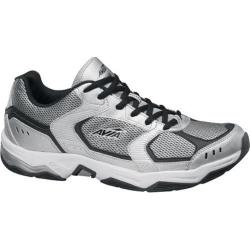 Men's Avia Avi-Tangent Chrome Silver/Black