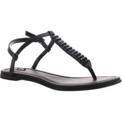 Women's Madeline Aubree T-Strap Sandal Black