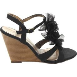 Women's Da Viccino Momo-1-SC Dress Sandal Black