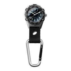 Men's Dakota Watches Aluminum Backpacker Black/Black Aluminum