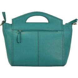 Women's Hadaki by Kalencom Astrid Clutch Bag Viridian Green