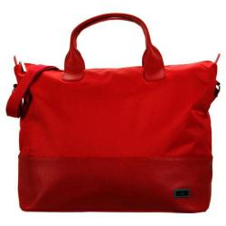 Women's Hadaki by Kalencom Hamptons Tote Tango Red