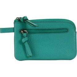Women's Hadaki by Kalencom Key Pouch (Set of 2) Viridian Green