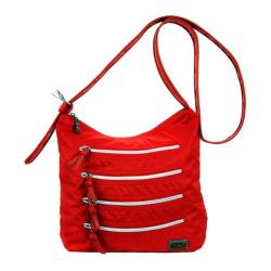 Women's Hadaki by Kalencom Millipede Tote Tango Red