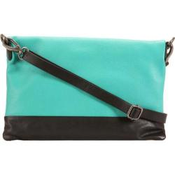 Women's Hadaki by Kalencom Primavera Clutch Viridian Green/Black