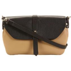 Women's Hadaki by Kalencom Primavera Crossbody Semolina/Black