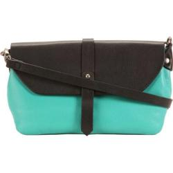 Women's Hadaki by Kalencom Primavera Crossbody Viridian Green/Black