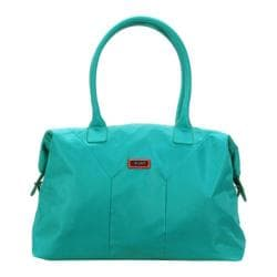 Women's Hadaki by Kalencom Satchel Viridian Green