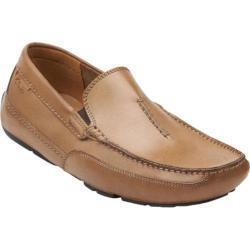 Men's Clarks Ashmont Race Tan Leather