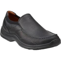 Men's Clarks Niland Energy Slip-on Black Tumbled