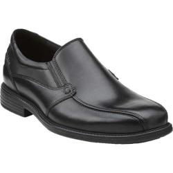 Men's Clarks Quid Felix Black Leather