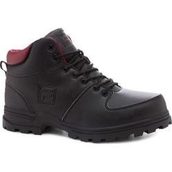 Fila Men's Boots Ascender 2 Black/Biking Red
