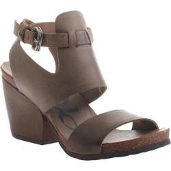 Women's OTBT Lee Sandal Mint Leather