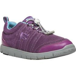 Women's Propet TravelWalker II Berry/Grey Mesh