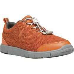 Women's Propet TravelWalker II Orange/Grey Mesh